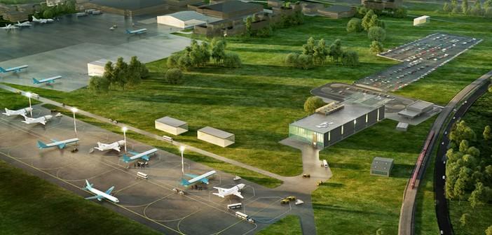 Пассажирский терминал в Раменском