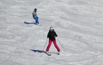 Где кататься на горных лыжах и сноуборде в Москве