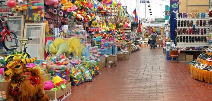Рынок Южные ворота Москва