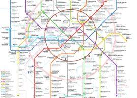 Новая линия метро — Московское центральное кольцо
