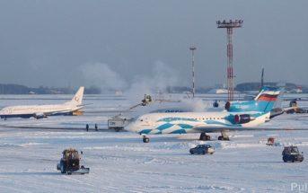 Самолеты в Шереметьево